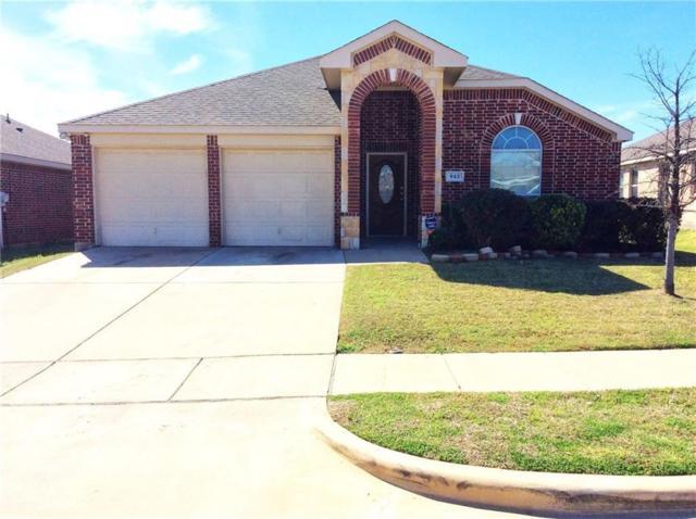 943 Furlong Drive, Grand Prairie, TX 75051 (MLS #13761950) :: Keller Williams Realty