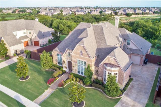 1145 Yuma Drive, Frisco, TX 75033 (MLS #13761962) :: Team Hodnett