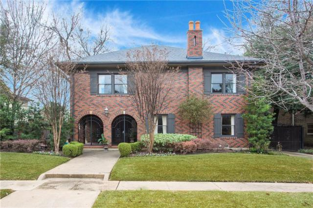 2809 Park Hill Drive, Fort Worth, TX 76109 (MLS #13762003) :: The Mitchell Group