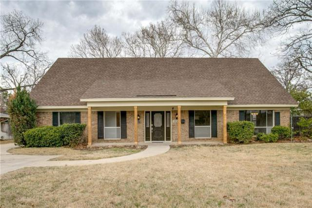 1205 Brittany Lane, Arlington, TX 76013 (MLS #13762008) :: Magnolia Realty