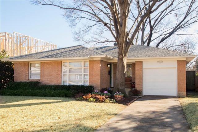 4036 Beechwood, Dallas, TX 75220 (MLS #13762080) :: Team Hodnett