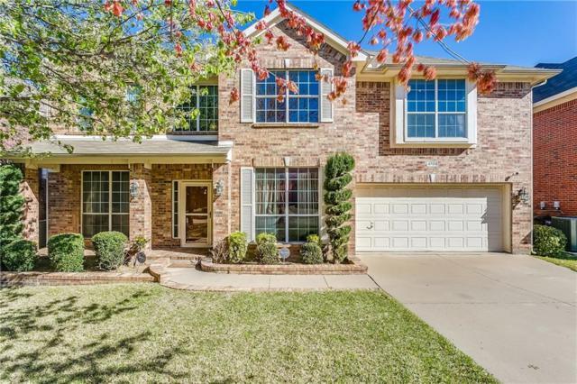 4708 Maple Hill Drive, Fort Worth, TX 76123 (MLS #13762167) :: Team Hodnett