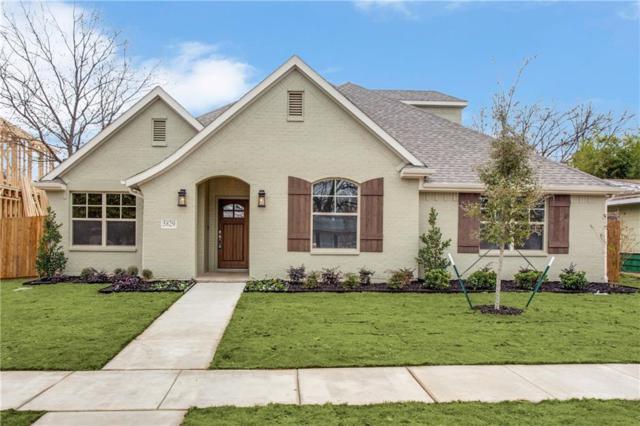 5829 Trigg Drive, Westworth Village, TX 76114 (MLS #13762192) :: Team Hodnett