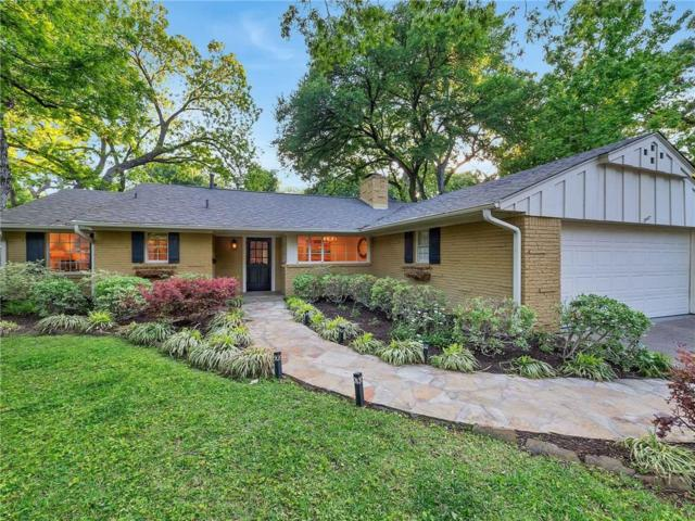 3204 Tanglewood Trail, Fort Worth, TX 76109 (MLS #13762211) :: The Mitchell Group
