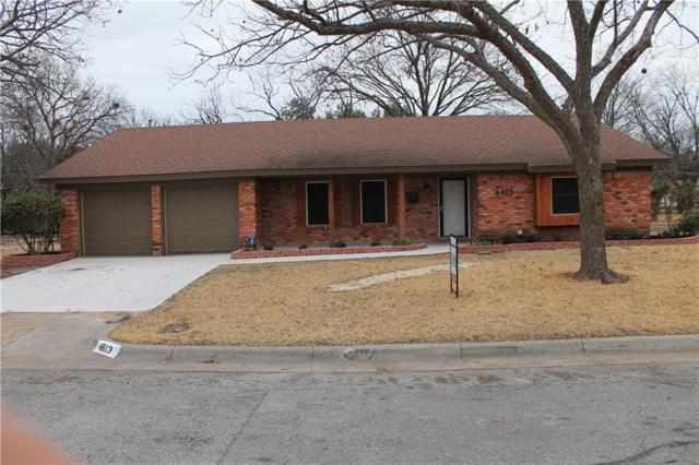4813 Harlan Avenue, Fort Worth, TX 76132 (MLS #13762223) :: Keller Williams Realty