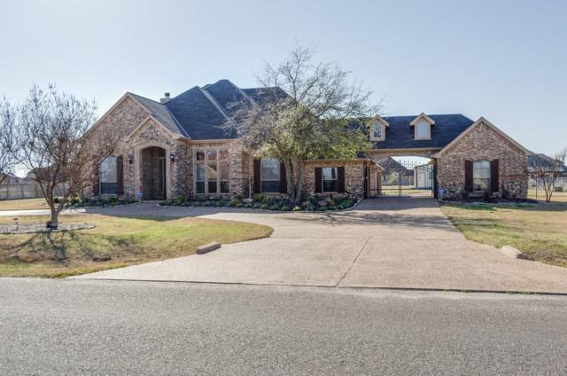 13209 Taylor Frances Lane, Haslet, TX 76052 (MLS #13762320) :: The Marriott Group