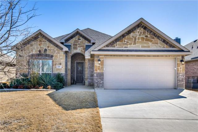 208 Valley View Drive, Waxahachie, TX 75167 (MLS #13762372) :: Team Hodnett