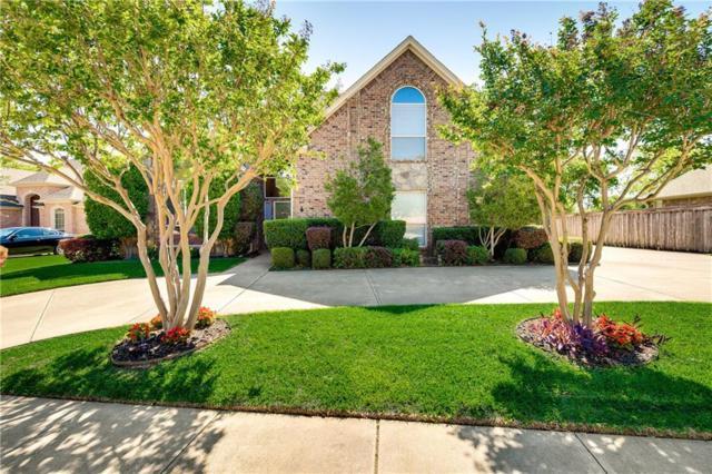 5504 Greenview Court, North Richland Hills, TX 76148 (MLS #13762455) :: Team Hodnett