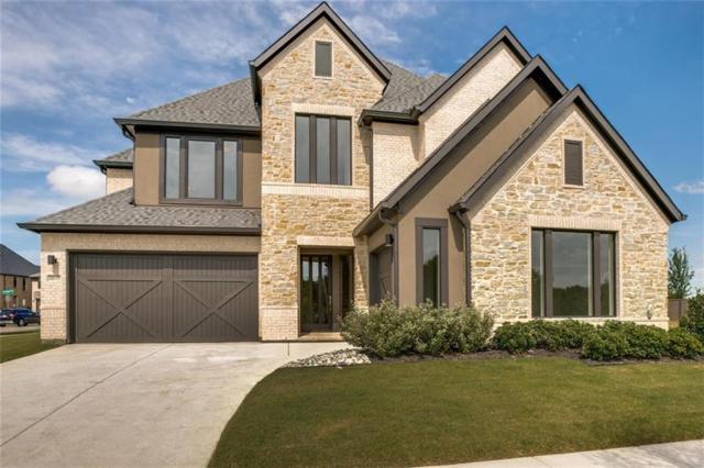 3637 Crab Creek Drive, Frisco, TX 75034 (MLS #13762460) :: Team Hodnett
