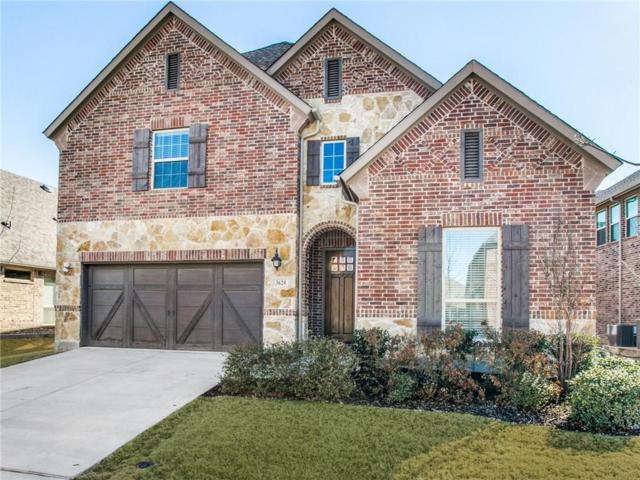 3620 Millstone Way, Celina, TX 75009 (MLS #13762518) :: Team Hodnett