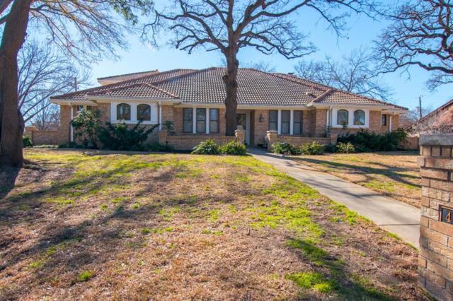401 Mayfair Court, Hurst, TX 76054 (MLS #13762707) :: Team Hodnett