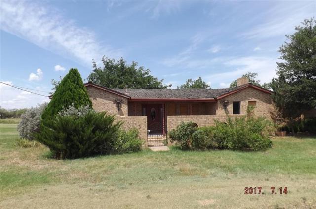 214 NE Avenue D, Hamlin, TX 79520 (MLS #13762731) :: Team Hodnett