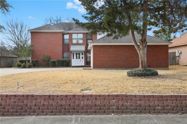 1511 Valerie Drive, Cedar Hill, TX 75104 (MLS #13762772) :: Team Hodnett