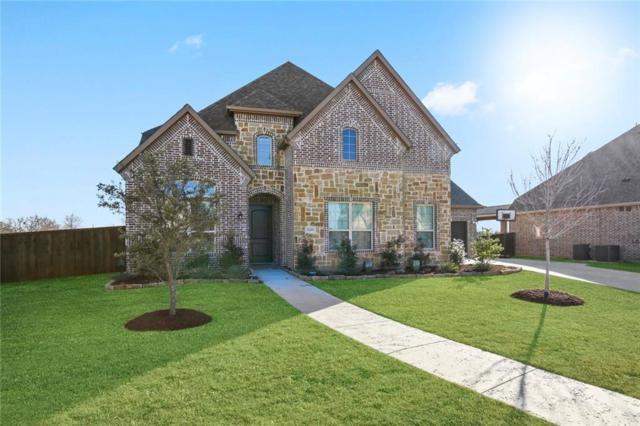 3609 Fletcher Court, Flower Mound, TX 75022 (MLS #13762888) :: Team Hodnett