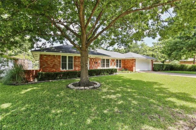 6721 Belford Drive, Dallas, TX 75214 (MLS #13762900) :: The Mitchell Group