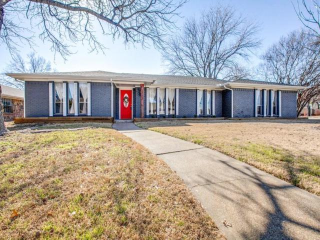 2032 Westridge Drive, Plano, TX 75075 (MLS #13762940) :: The Marriott Group
