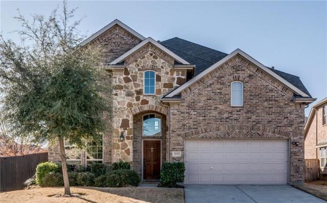 10301 Matador Drive, Mckinney, TX 75070 (MLS #13762985) :: Team Hodnett