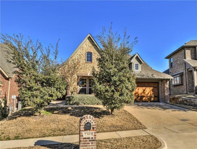 7309 Valencia Grove Court, Fort Worth, TX 76132 (MLS #13763041) :: Team Hodnett