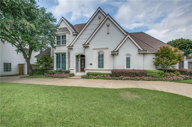 6011 Lakehurst Avenue, Dallas, TX 75230 (MLS #13763059) :: Team Hodnett