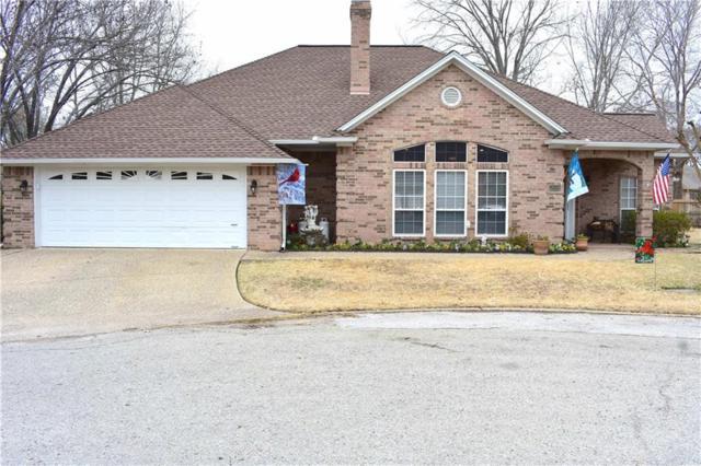 100 Graham Lane, Bullard, TX 75757 (MLS #13763102) :: Team Hodnett