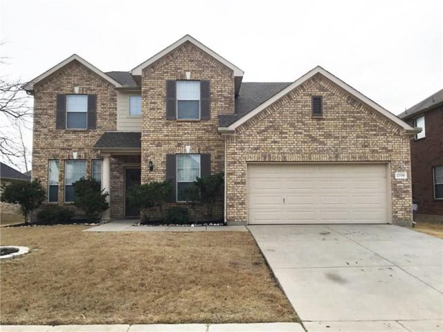 2708 Leisure Lane, Little Elm, TX 75068 (MLS #13763143) :: Team Hodnett