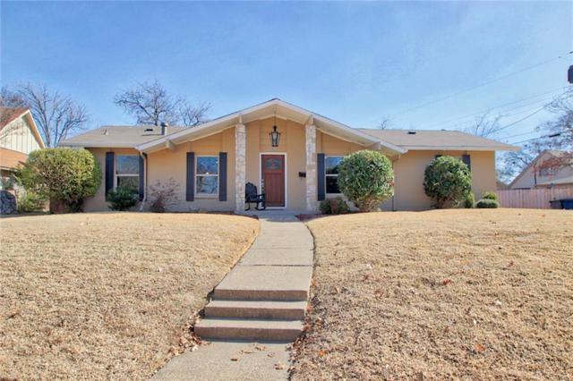 12016 Bencrest Place, Dallas, TX 75244 (MLS #13763173) :: Team Hodnett