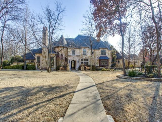 8701 Baltusrol Drive, Flower Mound, TX 75022 (MLS #13763212) :: Team Hodnett