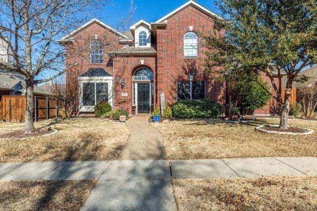 1664 Sagebrush Drive, Frisco, TX 75033 (MLS #13763343) :: Team Hodnett