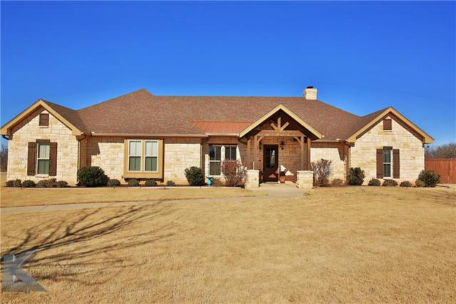 218 Prairie Creek Way, Abilene, TX 79602 (MLS #13763352) :: Team Hodnett