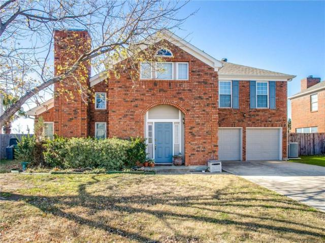 1127 Concord Drive, Mansfield, TX 76063 (MLS #13763379) :: Team Hodnett