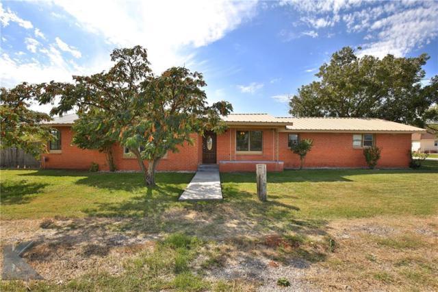 360 S 12th Street, Hawley, TX 79525 (MLS #13763422) :: Team Hodnett