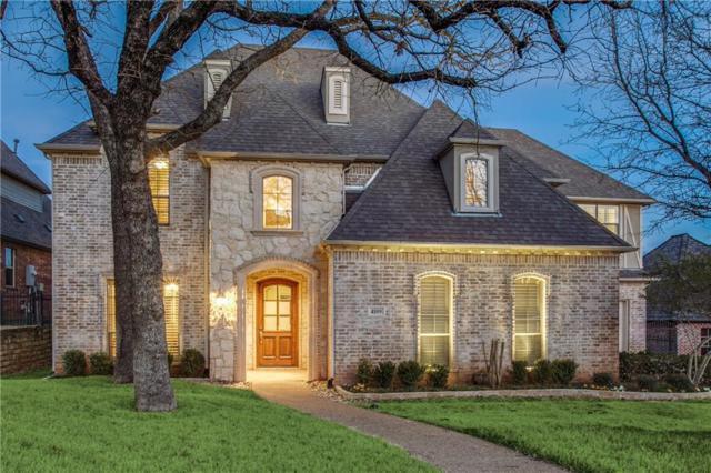 4109 Parkway Drive, Grapevine, TX 76051 (MLS #13763454) :: Team Hodnett