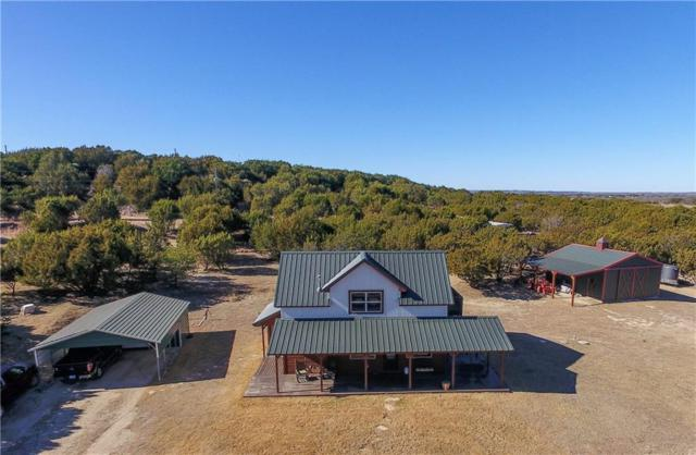 7744 Wd Court, Lipan, TX 76462 (MLS #13763469) :: Team Hodnett