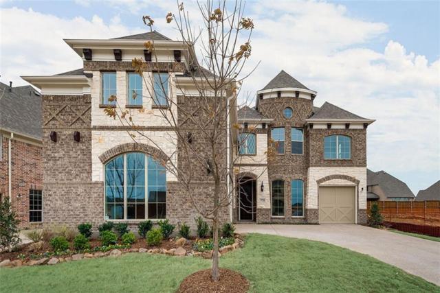3720 Ladybank, The Colony, TX 75056 (MLS #13763644) :: Team Hodnett