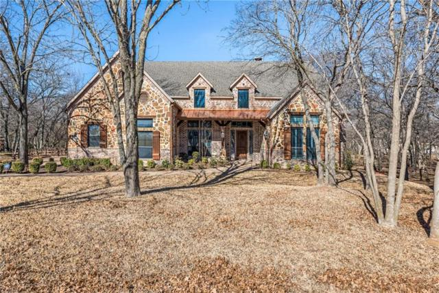 2940 Britt Drive, Argyle, TX 76226 (MLS #13763904) :: The Real Estate Station