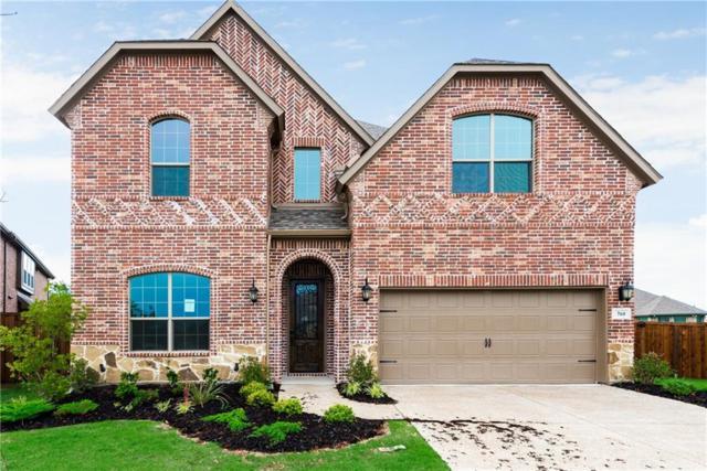 760 Berkshire Drive, Prosper, TX 75078 (MLS #13764042) :: Team Hodnett