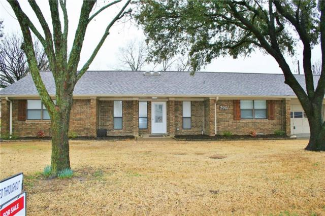 2901 Pecan Drive, Flower Mound, TX 75028 (MLS #13764169) :: Ebby Halliday Realtors