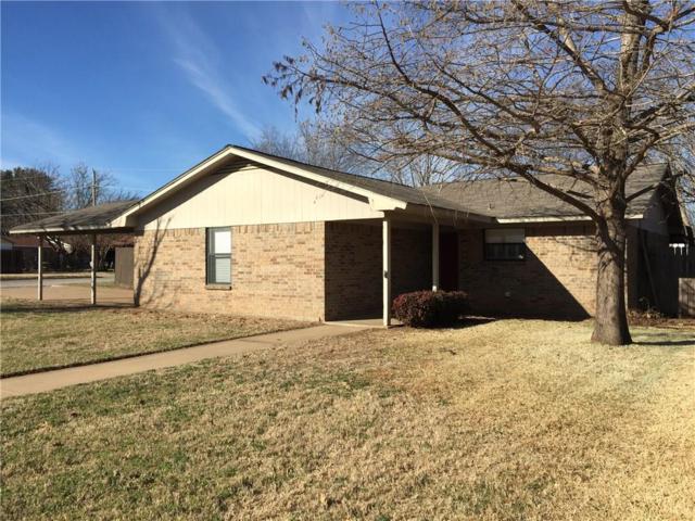 1418 Green Street, Graham, TX 76450 (MLS #13764170) :: Team Hodnett