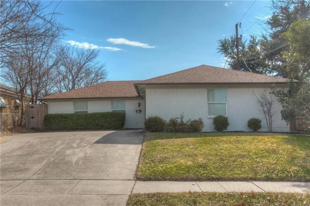 3051 Ryan Place Drive, Fort Worth, TX 76110 (MLS #13764302) :: RE/MAX Town & Country