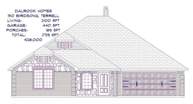 150 Birdsong Lane, Terrell, TX 75160 (MLS #13764345) :: Team Hodnett