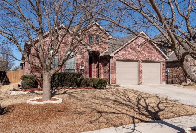 2611 Fritz Street, Melissa, TX 75454 (MLS #13764645) :: Team Hodnett