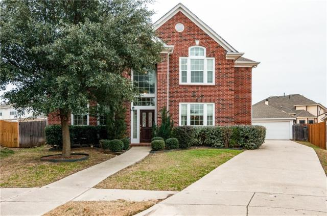 8704 Cedarview Court, Fort Worth, TX 76123 (MLS #13764749) :: Kindle Realty