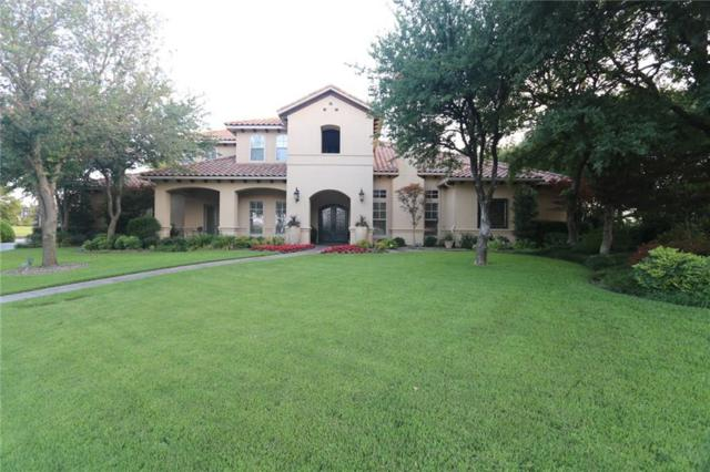 6709 Oak Hill Drive, Fort Worth, TX 76132 (MLS #13764860) :: Team Hodnett