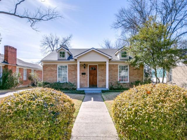 5730 Anita Street, Dallas, TX 75206 (MLS #13764979) :: Team Hodnett