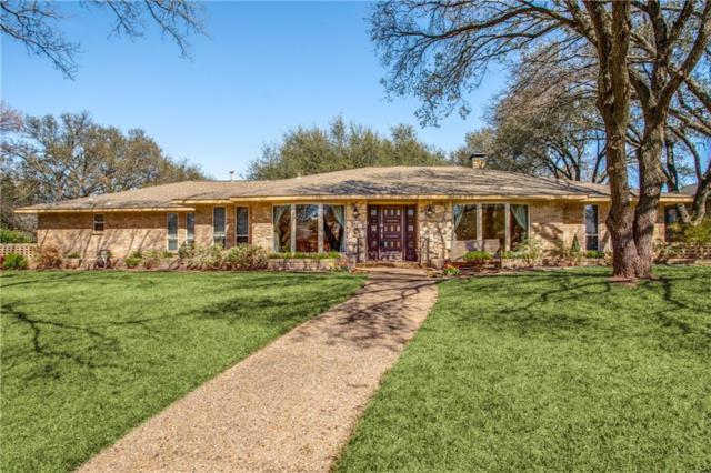 6509 Briarmeade Drive, Dallas, TX 75254 (MLS #13765026) :: Team Hodnett