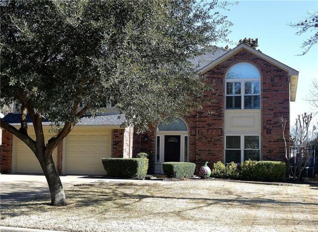 4121 Countryside Drive, Grapevine, TX 76051 (MLS #13765046) :: Team Hodnett