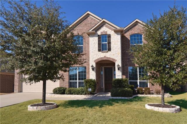 2409 Hammock Lake Drive, Little Elm, TX 75068 (MLS #13765226) :: Team Hodnett