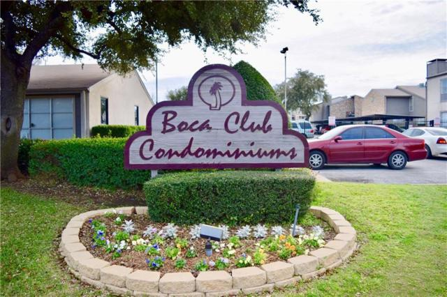 5538 Boca Raton Boulevard #173, Fort Worth, TX 76112 (MLS #13765319) :: Magnolia Realty