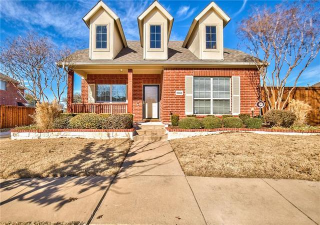 9584 Park Garden Drive, Frisco, TX 75035 (MLS #13765356) :: Team Hodnett