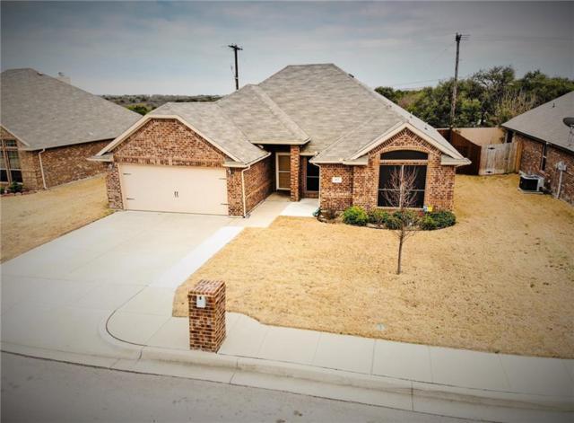 412 Lockwood Lane, Weatherford, TX 76087 (MLS #13765389) :: Team Hodnett